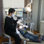 dental team with patient - Crown Dentistry in Sacramento