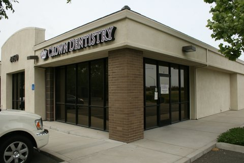 Dental Office - Crown Dentistry in Sacramento