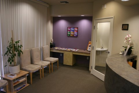 Dental Lobby - Crown Dentistry in Sacramento