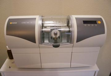 CEREC Machine - Crown Dentistry in Sacramento